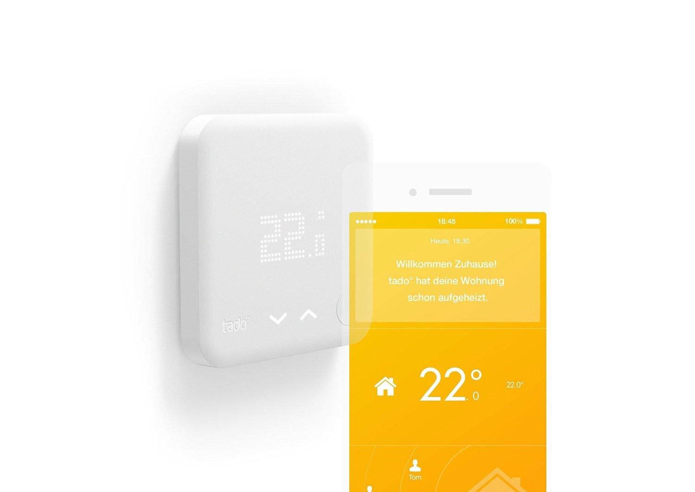 thermostat f r das smart home test vergleich die aktuellen bestseller. Black Bedroom Furniture Sets. Home Design Ideas